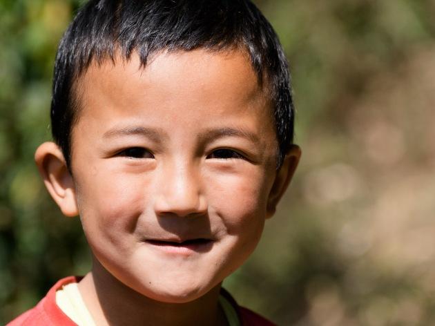 Sikkim Boy Pelling